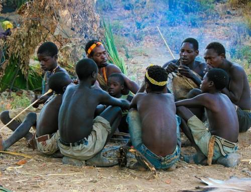 Safari Bosquimanos de Tanzania